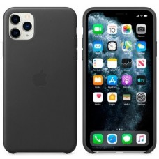 Чехол (Silicone Case) для iPhone 11 Pro Original Black