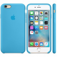 Чехол (Silicone Case) для iPhone 6 / iPhone 6S Blue