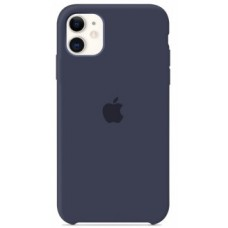 Чехол (Silicone Case) для iPhone 11 Original Alaskan Blue