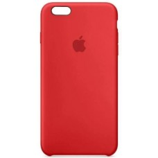 Чехол (Silicone Case) для iPhone 6 / iPhone 6S Original Red