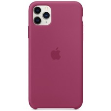 Чехол (Silicone Case) для iPhone 11 Pro Max Original Pomegranate