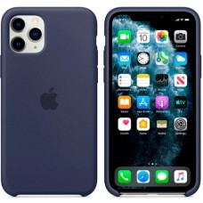 Чехол (Silicone Case) для iPhone 11 Pro Original Midnight Blue