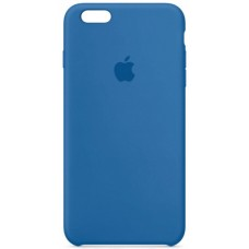 Чехол (Silicone Case) для iPhone 6 / iPhone 6S Original Tahoe Blue