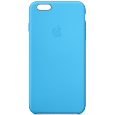Чехол (Silicone Case) для iPhone 6 / iPhone 6S Original Blue