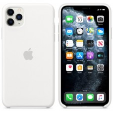 Чехол (Silicone Case) для iPhone 11 Pro Max Original White
