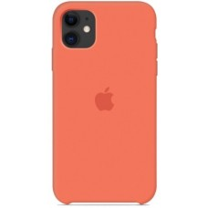 Чехол (Silicone Case) для iPhone 11 Original Orange