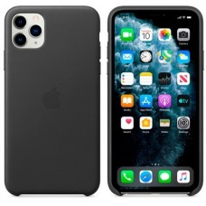 Чехол (Silicone Case) для iPhone 11 Pro Max Original Black