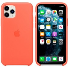 Чехол (Silicone Case) для iPhone 11 Pro Max Original Orange
