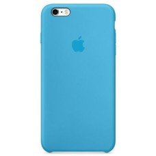 Чехол (Silicone Case) для iPhone 6 / iPhone 6S Light Blue