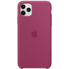 Чехол (Silicone Case) для iPhone 11 Pro Original Pomegranate