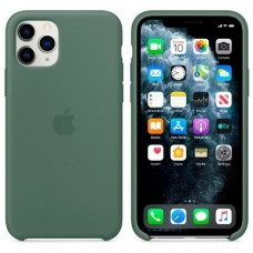 Чехол (Silicone Case) для iPhone 11 Pro Original Pine Green