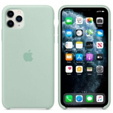 Чехол (Silicone Case) для iPhone 11 Pro Max Original Beryl