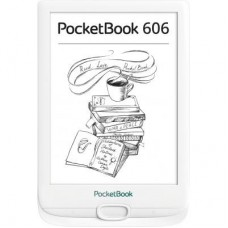 Электронная книга PocketBook 606, White (PB606-D-CIS)