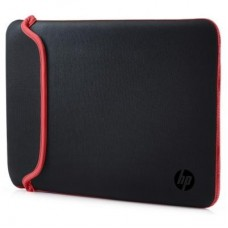 Чехол для ноутбука HP HP 15.6 Chroma Sleeve Blk/Red (V5C30AA)