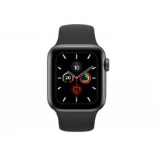 Смарт-часы Apple Watch Series 5 GPS, 44mm Space Grey Aluminium Case with Blac (MWVF2UL/A)
