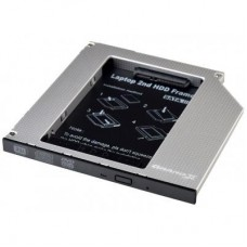 Фрейм-переходник Grand-X HDD 2.5'' to notebook 9.5 mm ODD SATA3 (HDC-26)
