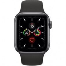 Смарт-часы Apple Watch Series 5 GPS, 44mm Space Grey Aluminium Case with Blac (MWVF2GK/A)