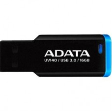 USB флеш накопитель ADATA 16GB UV140 Black+Blue USB 3.0 (AUV140-16G-RBE)