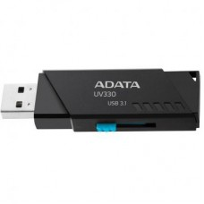USB флеш накопитель ADATA 32GB UV330 Black USB 3.1 (AUV330-32G-RBK)
