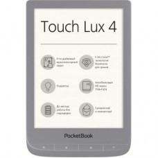 Электронная книга PocketBook 627 Touch Lux4 Silver (PB627-S-CIS)