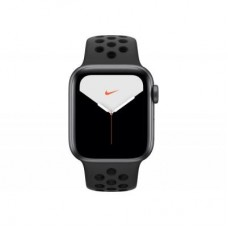 Смарт-часы Apple Watch Nike Series 5 GPS, 40mm Space Grey Aluminium Case with (MX3T2UL/A)