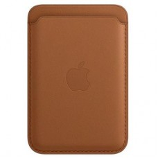 Чехол для моб. телефона Apple iPhone Leather Wallet with MagSafe - Saddle Brown (MHLR3ZE/A)