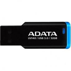 USB флеш накопитель ADATA 32GB UV140 Black+Blue USB 3.0 (AUV140-32G-RBE)