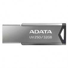USB флеш накопитель ADATA 32GB UV250 Metal Black USB 2.0 (AUV250-32G-RBK)