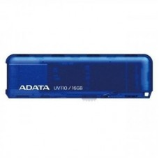 USB флеш накопитель ADATA 16GB UV110 Blue USB 2.0 (AUV110-16G-RBL)