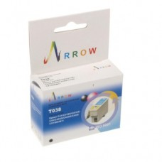 Картридж Arrow Epson Stylus C41/C43/C45 Black (T038)